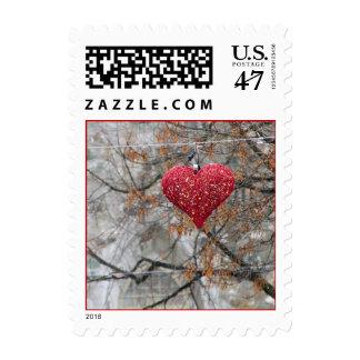 Valentine`s Small Postage