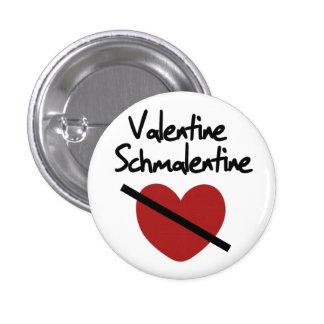 Valentine Schmalentine Button