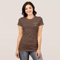 Valentine Seal Of Love T-Shirt