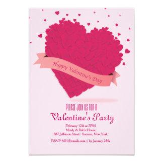 Valentine Sprinkles Invitation