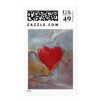 Valentine Stamp