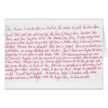 valentine stationery note card