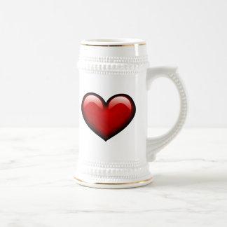 Valentine Stein Coffee Mugs