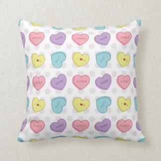 Valentine Sweetarts Pillow