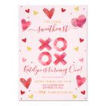 Valentine Sweetheart Birthday Invitation
