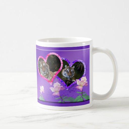 Valentine Tiger Mug