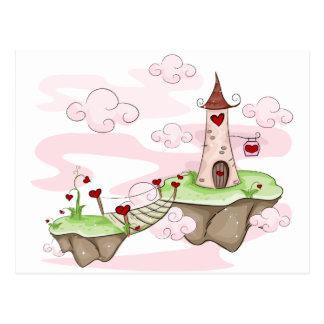 Valentine Tower Postcard