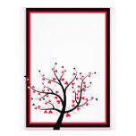 Valentine Tree Letterhead