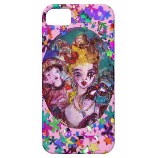 VALENTINE VENETIAN MASQUERADE iPhone SE/5/5s CASE