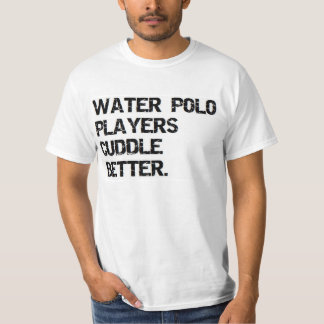 valentine: water polo players cuddle better