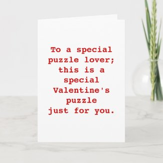 Valentine Word Search Proposal Cards