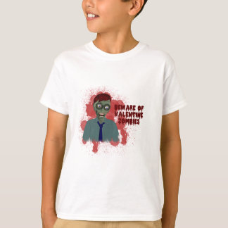 Valentine Zombies Shirt