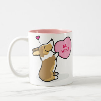 Valentine's 2015-Pembroke Corgi-Sable Coffee Mug