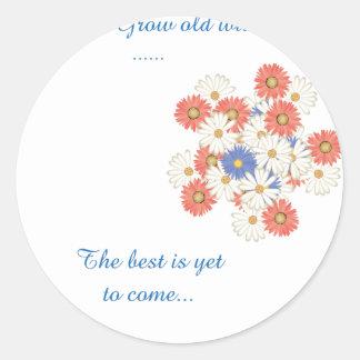 valentines-4 classic round sticker