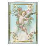 Valentines Angel Card - Customized