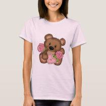 Valentine's Bear t-shirt