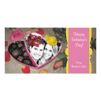 Valentine's Candy Box Frame Template