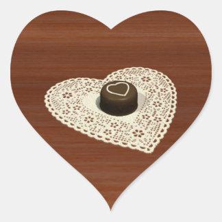 Valentines Chocolate Stickers