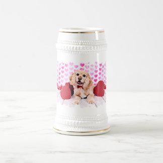 Valentines - Cocker Spaniel - Duke Mugs