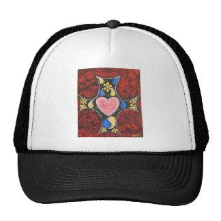 Valentines Cross.JPG Trucker Hat
