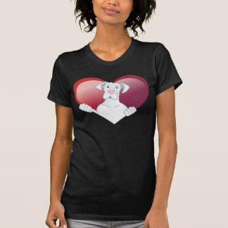Valentine's Dane - Always In My Heart T-Shirt