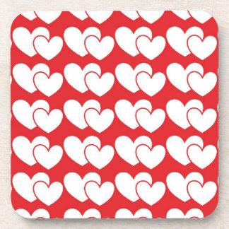 Valentine's Day 1 Drink Coaster
