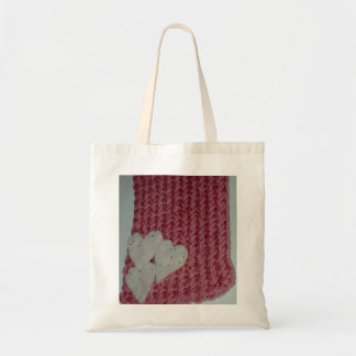 Valentine's Day Bag for Your Favorite Knitter