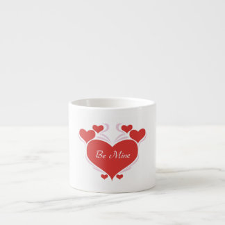 Valentines Day Be Mine Espresso Cup