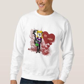 Valentines Day Be Mine Sweatshirt