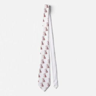 Valentine's Day Bride Neck Tie