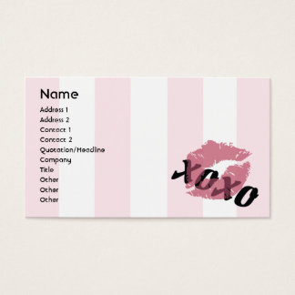 Valentine's Day - Business Business Card