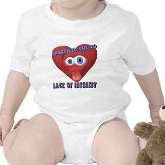 Valentines Day Cancelled T-shirts and Gifts