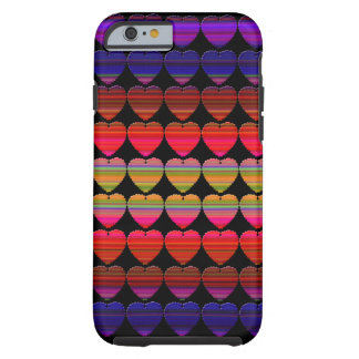 valentine's day candy apple iphone-6 cover design tough iPhone 6 case