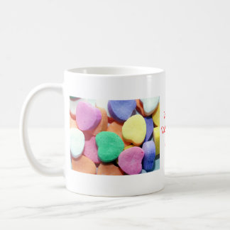 Valentines Day Candy Hearts Mugs