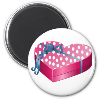 Valentine's Day Candy Magnet