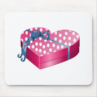 Valentine's Day Candy Mouse Pad