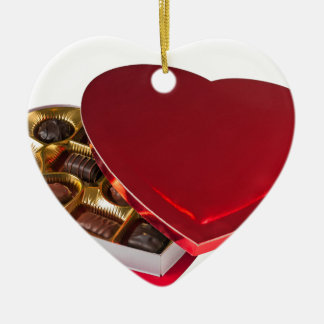 Valentine's Day Candy Ornament