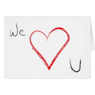 Valentine's Day Card at Zazzle