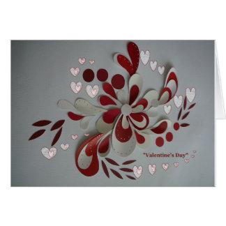 """""""Valentine's Day"""" Card"""