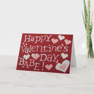 Valentine's Day Card (4) - Personalize/Customize card