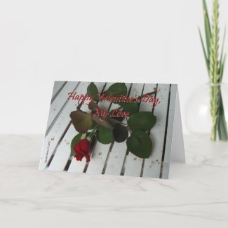 Valentine's Day Card (5) - Personalize/Customize card