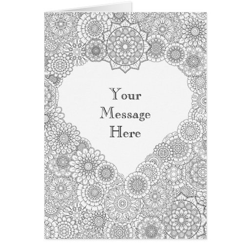 adult valentine greeting card