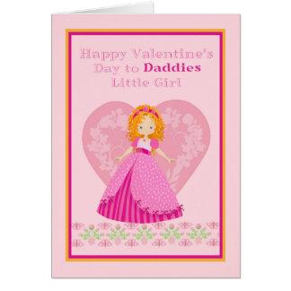 Daddy Valentine Greeting Cards  Zazzle
