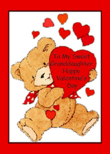 Granddaughter Valentine Gifts On Zazzle