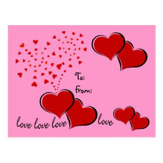 Valentine's Day Card Surprise