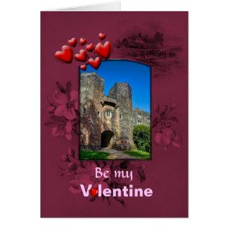 Valentines Day Castle Defenses, Symbolism Card