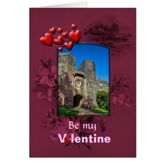 Valentines Day Castle Defenses, Symbolism Card