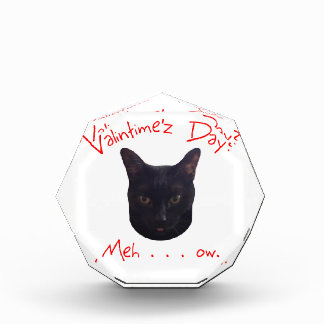 Valentine's Day Cat Meh Award