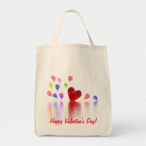 Valentines Day Celebration Bags