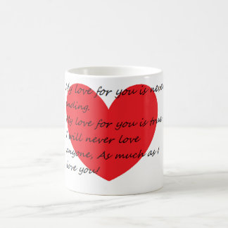 valentine's day coffee cup